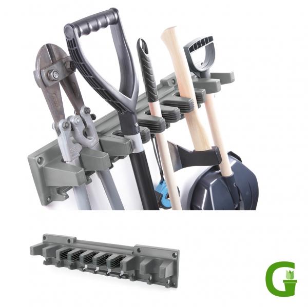Multi-Holder Gerätehalter für Garten und Werkstatt, 31 cm oder 60 cm