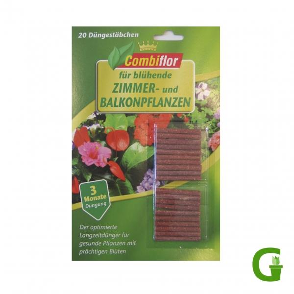 Combiflor Düngestäbchen für Zimmer- und Balkonpflanzen, 20 St.