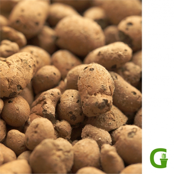 Blähton-Granulat 8-16 mm für Hydrokulturen, 10l