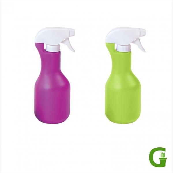Spray Sprühflasche 0,5 l in kirsche oder limette