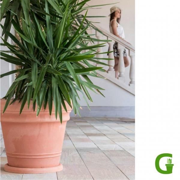 Mediterrana Premium Blumentopf in 35 cm | 45 cm | 55 cm | 65 cm | 85 cm | 100 cm