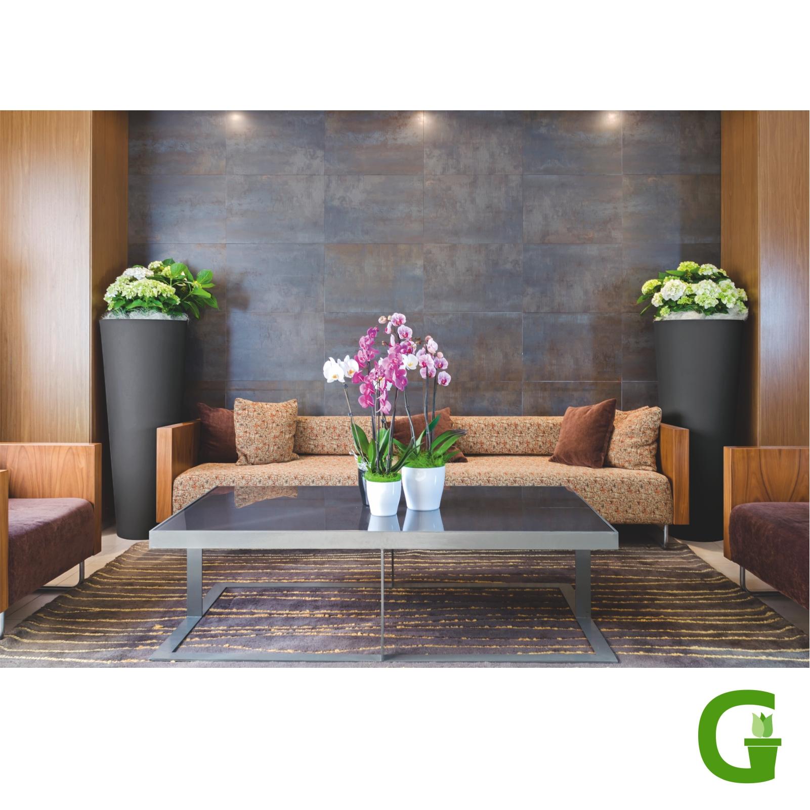 toscana pflanztopf 130 cm hoch office pflanzgef e alles um deinen. Black Bedroom Furniture Sets. Home Design Ideas