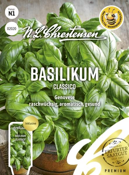 Basilikum Classico
