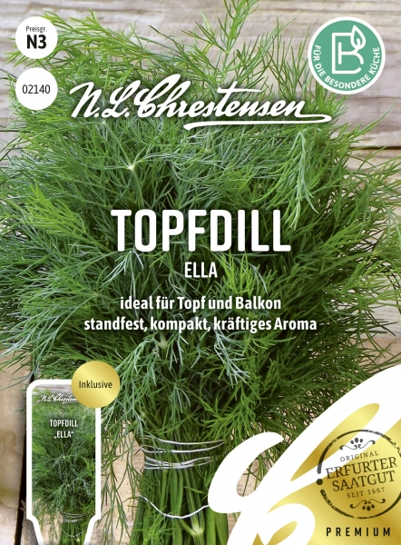 Topfdill Ella